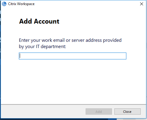 Remote Access: Support Page for Windows